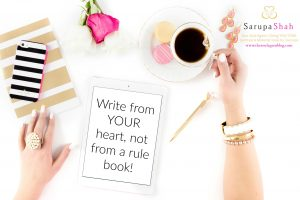 write from your heart hct